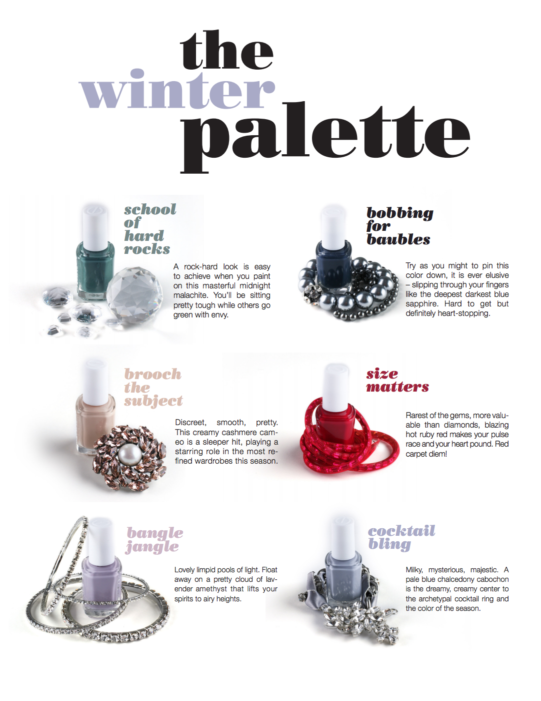 The Winter Palette_Essie