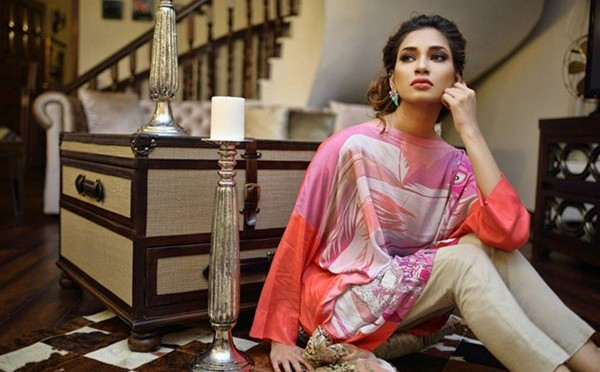 Nida Khurram Summer Pret Collection 2015