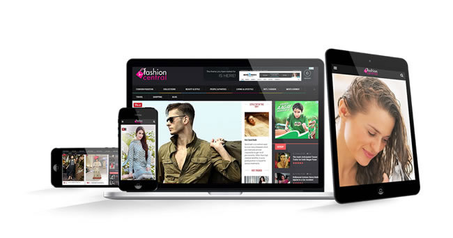 The New Look fashioncentral.pk