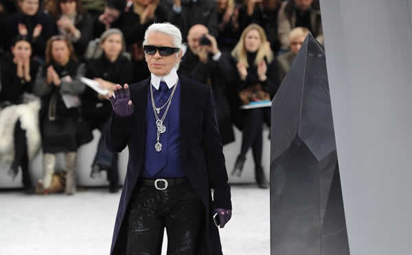 KARL LAGERFELD SPRING 2016 RTW COLLECTION
