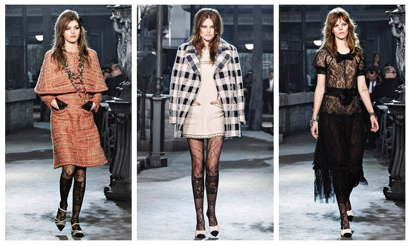 Chanel Pre Fall Collection for fall 2016