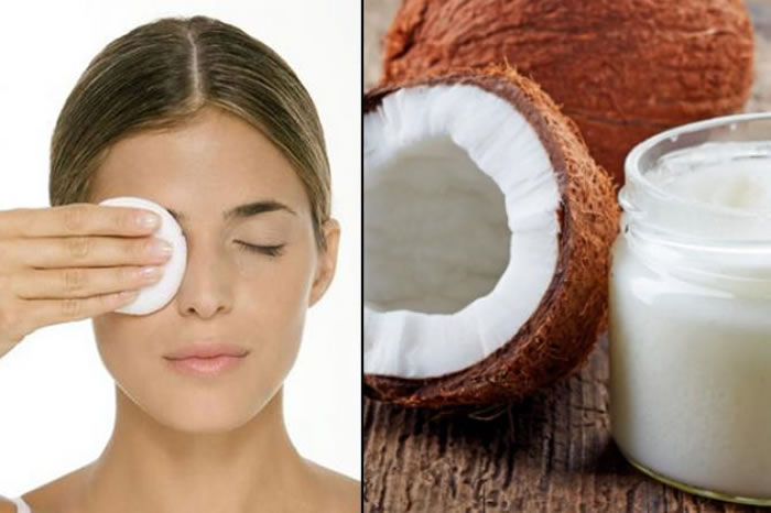 Home remedies for eye makeup remover