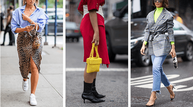 The 6 Trends That Dominated the Streets at NYFW